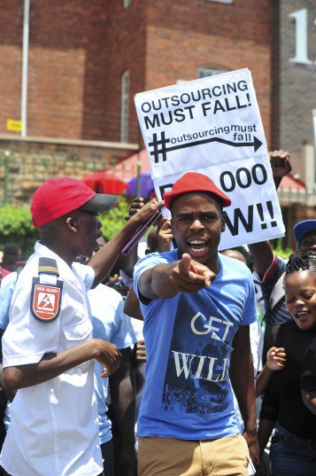 Unisa shutdown set for next week-EFFSC